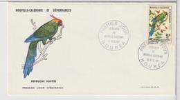 FDC - NOUVELLE CALÉDONIE  - 1967 - FDC