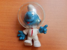 SCHTROUMPF  -  COSMONAUTE - Smurfs
