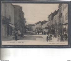 Carte Postale 46. Lalbenque  Grande Rue  Très Beau Plan - France