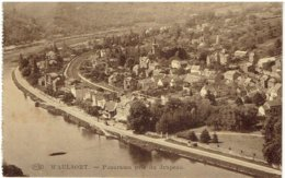 WAULSORT - Hastière - P.I.B. Panorama Pris Du Drapeau - Edit. Migeotte- Pirot - Hastière