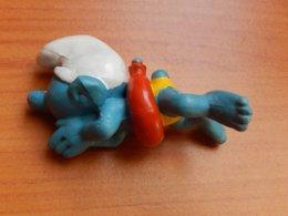 SCHTROUMPF  -  NAGEANT - Smurfs