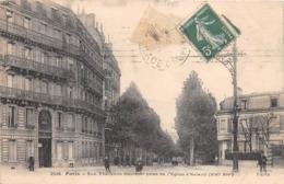 ¤¤   -    PARIS   -  Rue Théophile Gauthier Prise De L'Eglise D'Auteuil   -   ¤¤ - Arrondissement: 16