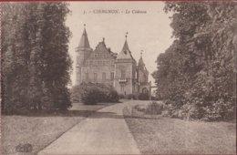 Ciergnon Château Royal De Koninklijk Kasteel Royalty Belgian Monarchy Belgische Monarchie  (En Très Bon Etat) - Houyet