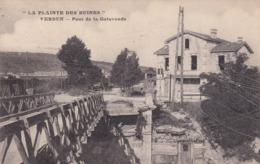 "VERDUN - "" LA PLAINTE DES RUINES "" - Pont De La Galavaude  (13) - Verdun"