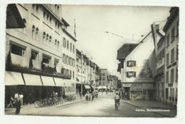 AARAU - BAHNHOFSTRASSE  - VIAGGIATA FP - AG Aargau