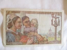 France: 20 Francs 1947 - 1871-1952 Antichi Franchi Circolanti Nel XX Secolo