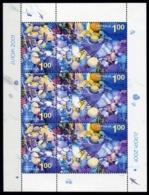 RC 13912 EUROPA 2001 UKRAINE BLOC FEUILLET NEUF ** MNH - 2001
