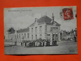 MONDOUBLEAU , Ecole De Filles - - France