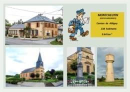 08  MONTCHEUTIN ... Multi - Vues - Sonstige Gemeinden