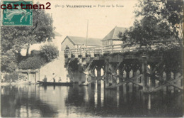 VILLEMOYENNE PONT SUR LA SEINE 10 - Frankrijk