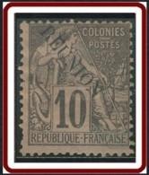 Réunion 1859-1891 - N° 21 (YT) N° 21 (AM) Neuf *. - Nuevos