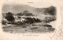 TONKIN -  Hanoï - Cao-Bang - Vue Générale - Viêt-Nam