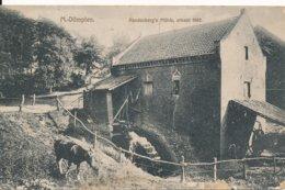 Mulheim Dümpten (Allemagne) Randenberg's Mühle Erbaut 1842 - Moulin à Eau (état) - Muelheim A. D. Ruhr
