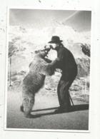 Cp, Métier, MONTREUR D'OURS ,Dimitri Dernier Montreur D'ours , Dans Les Pyrénées ,vierge,n° 234 SUR 500 EX. - Berufe