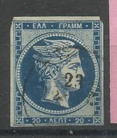 Griechenland Hermesköpfe Mi.-Nr.:41a.78aC,78aA,79bC, Gestempelt Michel 18,30 € - 1861-86 Grands Hermes