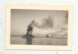 Cp, Bateaux De Guerre , Ed. Art-photo , A. Ganda,Toulon ,  Vierge - Warships