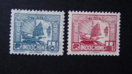 French Indochina - 1931 - Yt:FR-IC 150-1, Mi:FR-IC 150-1**MNH - Look Scan - Indochina (1889-1945)