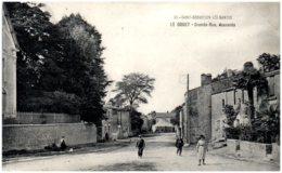 44 LE DOUET - Grande-Rue, Descente - Francia