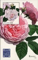 GAMBIE Bloc Expo Londres - Roses (1509) Neuf ** MNH - Gambie (1965-...)
