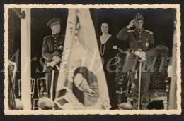 Postcard / CPA / ROYALTY / Belgique / België / Reine Astrid / Roi Leopold III / Fêtes Nationales / 1934 / Unused - Personnages Célèbres