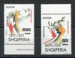 RC 13923 EUROPA 1995 ALBANIE NEUF ** MNH - Europa-CEPT