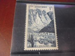 ANDORRE YVERT N° 138* - French Andorra