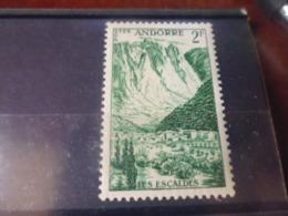 ANDORRE YVERT N° 139* - Andorra Francesa