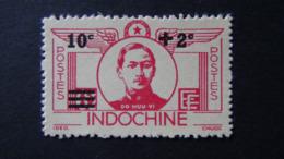 French Indochina - 1944 - Yt:FR-IC 276, Mi:FR-IC 330* - Look Scan - Ungebraucht