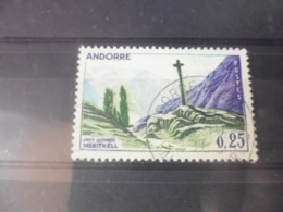 ANDORRE YVERT N° 158 - Gebraucht