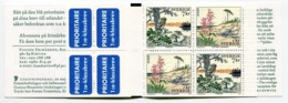 RC 13924 EUROPA 1999 SUEDE CARNET NEUF ** MNH - 1999