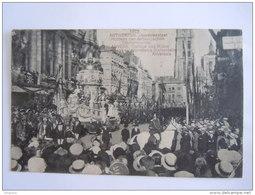 1923 Antwerpen Juwelenstoet Hulde Diamanthandel Anvers Cortège Des Bijoux Hommage Au Commerce Diamantaire - Antwerpen