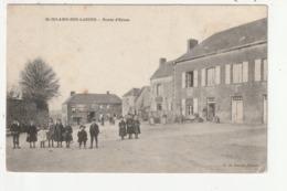 SAINT HILAIRE DES LANDES - ROUTE D'ERNEE - 35 - France