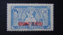 French Kouang-Tcheou - 1941 - Yt:FR-KT 134, Mi:FR-IC B159**MNH - Look Scan - Ungebraucht