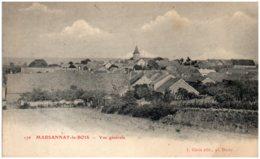 21 MARSANNAY-le-BOIS - Vue Générale - Autres Communes
