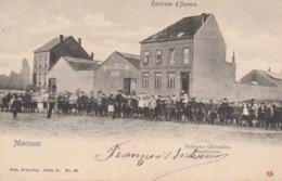 Merksem Wijk Dockske Het Perelfabriek Gelopen - Antwerpen