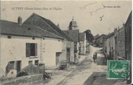 AUTREY Rue De L'Eglise - France