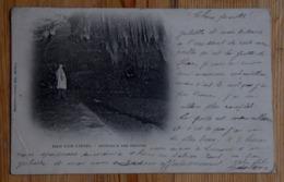 Han-sur-Liesse / Lesse - Intérieur Des Grottes - Animée : Petite Animation - Type Précurseur 1900 - Rochefort -(n°16220) - Rochefort