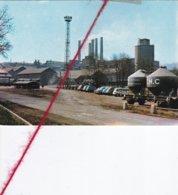 """CP 62 - BARLIN -     -  Cité 9 -   - La Cimenterie """"la Loisne"""" - Barlin"""