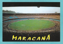 MARACANA' STADIO ESTADIUM ESTADIO BRASIL RIO DE JANEIRO - Calcio