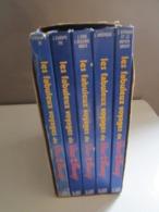 Les Fabuleux Voyages De Walt Disney (5 Volumes) De Disney (1978) (Couverture Abîmées Voir Photos) - Geographie
