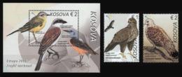 2019 Kosovo, Europa, CEPT, National Birds, S/sheet + 2 Stamps, MNH - Birds