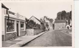 Allonnes  - Centre Du Bourg (épicerie Spar ) - Cpsm Format Cpa  - Scan Recto Verso - Allonnes