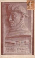 *** 49  ***  Roland Garros à Cholet 1910 - TTB - Cholet