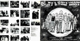 CD N°1232 - OI! IT'S A WORLD LEAGUE ! - COMPILATION - Punk