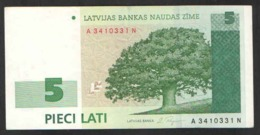 LATVIA  5   2001 - Latvia