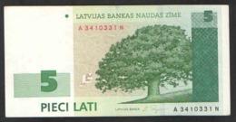 LATVIA  5   2001 - Letland