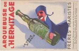 Publicite Arquebuse De L'hermitage - Werbepostkarten