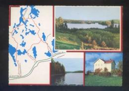 Finlandia. Karjala-Pirtti. Circulada Lappeenranta A Barcelona En 1971. - Finland