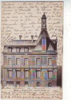 08. GIVET . HOTEL DE VILLE . FACADE LATERALE . Editeur A. GELLY - Givet