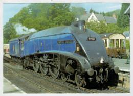 ENGLAND           TRAIN- ZUG- TREIN- TRENI- GARE- BAHNHOF- STATION- STAZIONI    2  SCAN  (NUOVA) - Treni